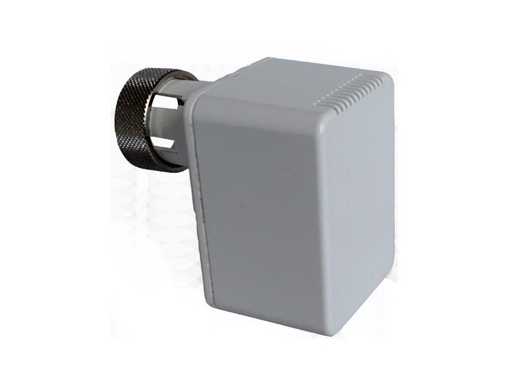 C-HC-0201F-E; CIB Hlavice, 2x AI/DI Teplota/kontakt, 1x proporcionální řízení ventilu, šroubení M30x1.5