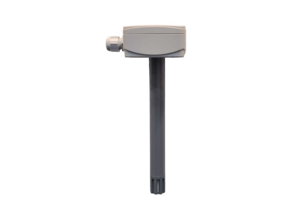 C-RQ-0400H-P-180; CIB, snímač teploty a vlhkosti do vzduchotechnického kanálu, 2x AI/DI, IP54, 180mm