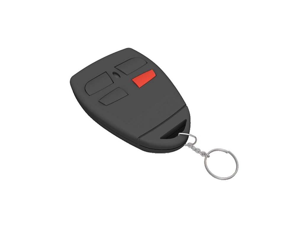 R-KF-0400T; RFox klíčenka, 4 tlačítka