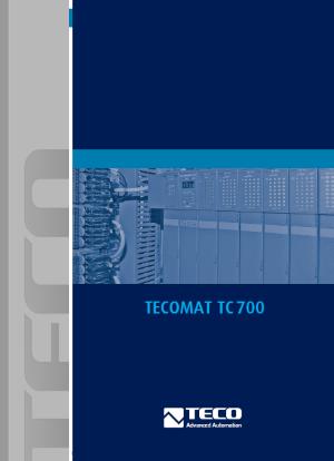 TC700 Katalog CZ
