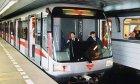 Ovládání zabezpečovacího systému ve stanici Florenc na lince B pražského metra