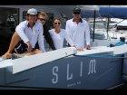 Foxtrot na vlnách Atlantiku - řízení katamaranu Gunboat 66 SLIM