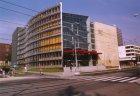 Provozní a energetický dispečink moderní budovy Moravské zemské knihovny v Brně