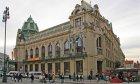 Systém řízení osvětlení Francouzské restaurace v Obecním domě v Praze