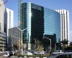 Řídicí systém administrativní budovy PAZ-2 v centru Ramat Gan v Tel Avivu