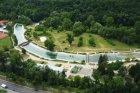 Dálkový přenos, dohled a měření bazénové technologie v areálu městského koupaliště Riviera v Brně
