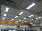 Řízení osvětlení výrobní haly společnosti Andritz Kufferath s.r.o. - Slovensko