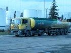 Řízení přečerpávání v terminálech pohonných hmot  - Ukrajina