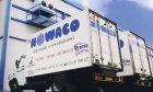 Řízení strojovny chlazení a mrazírenských prostor v mrázírnách společnosti NOWACO