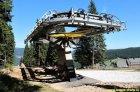 Řízení lanovky – Pec pod Sněžkou, Česká republika